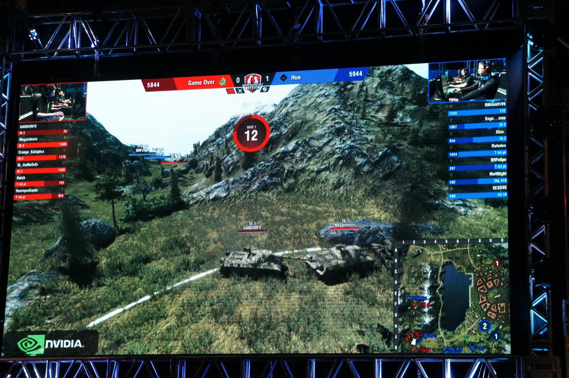 BRMA encerra o último dia de evento com campeonato de LoL e World of Tanks