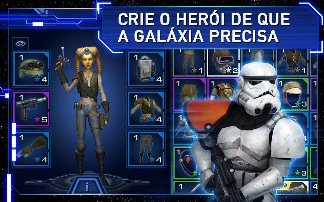 Que a Força esteja com você! Star Wars: Uprising chegou ao Android e iOS