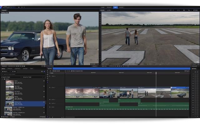 HitFilm - Imagem 1 do software