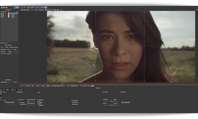 HitFilm - Imagem 3 do software