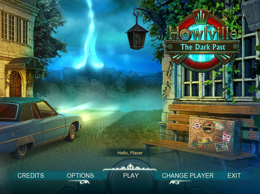 Howlville The Dark Past - Imagem 1 do software