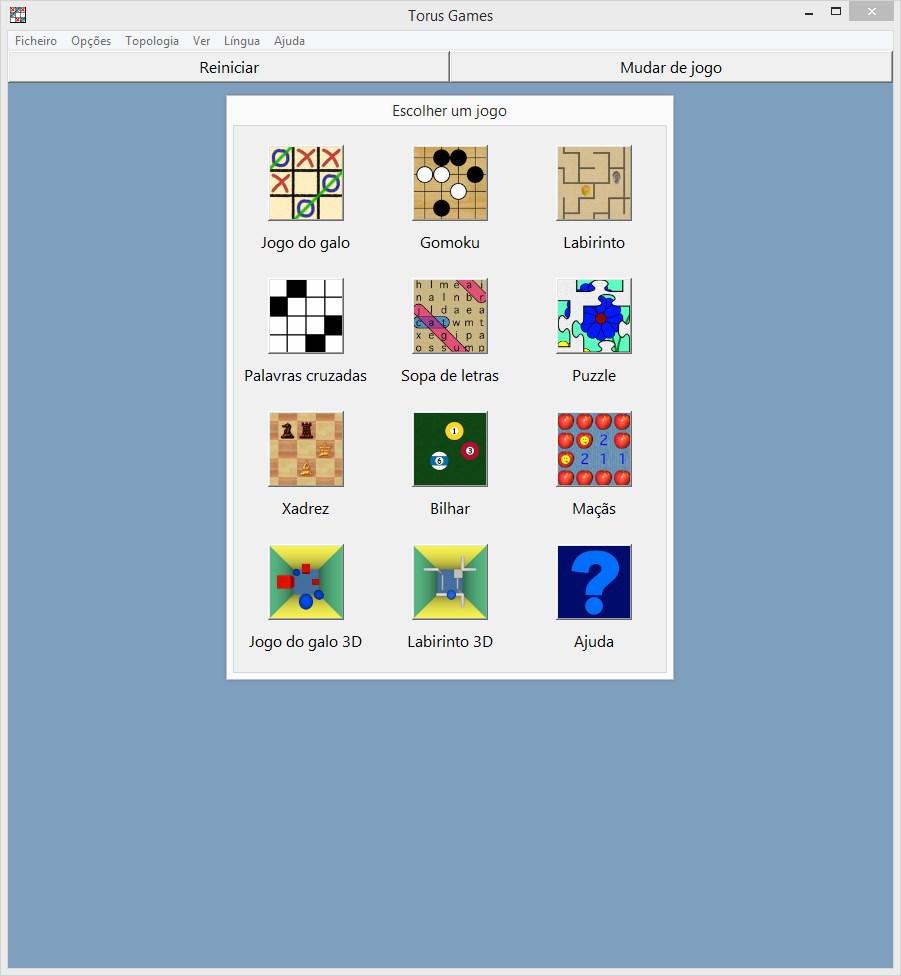Torus Games - Imagem 1 do software