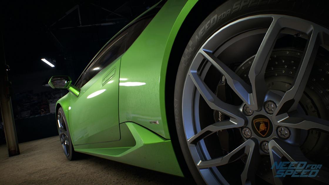 Acredite: você poderá mudar praticamente tudo no carro de Need for Speed