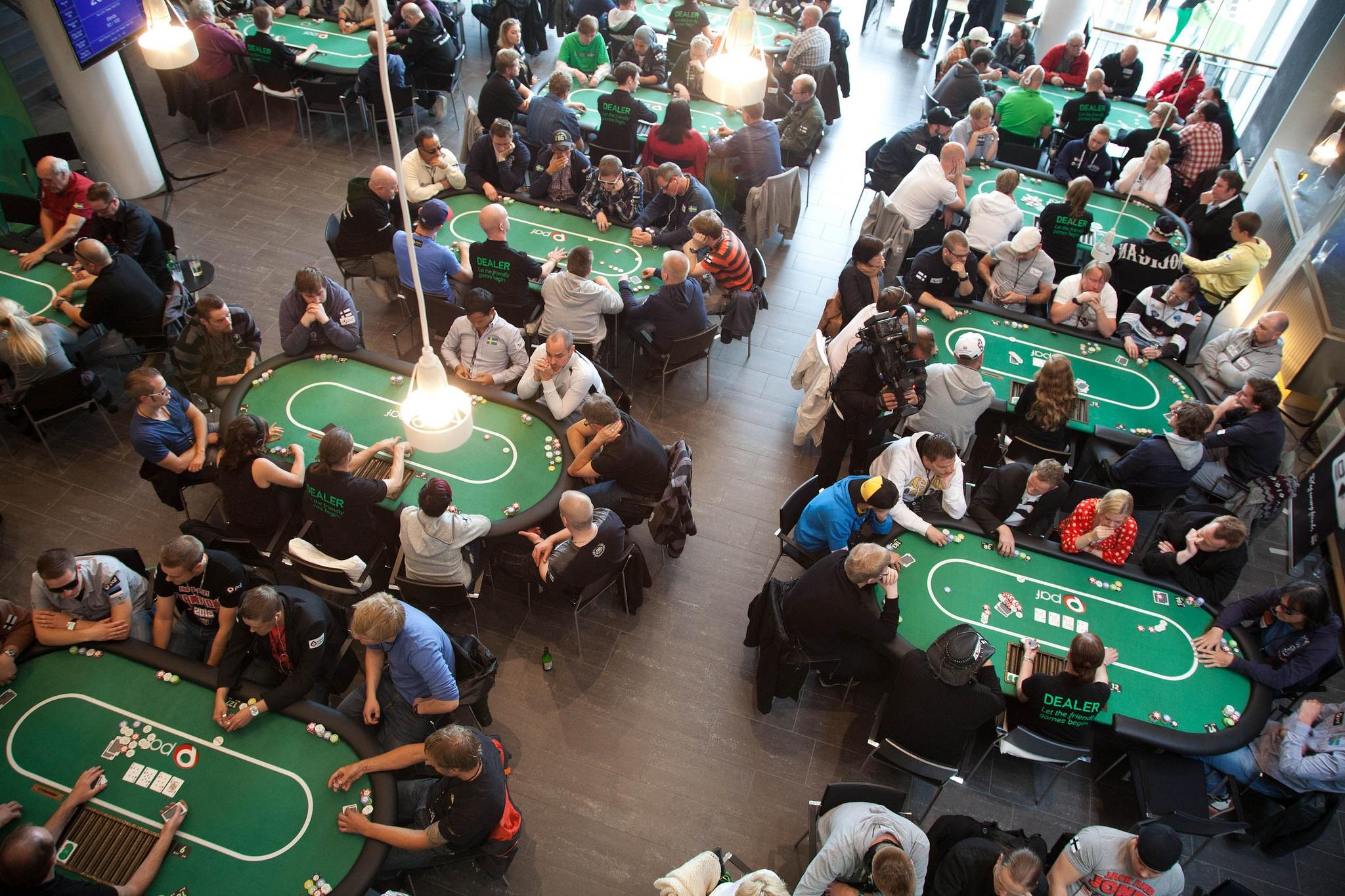 11174450557868 De 'juego de azar' 'deporte de la mente': conozca la historia del poker