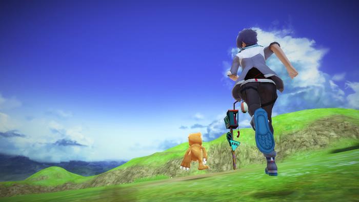 Bandai Namco revela novas imagens de Digimon World: Next Order