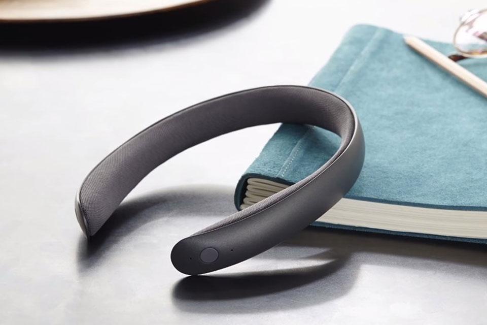 BATBAND: projeto de fone de ouvido por condução óssea surge no Kickstarter