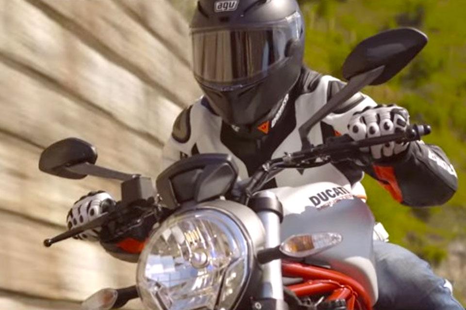 Segurança: Dainese lança jaqueta com airbag para motociclista