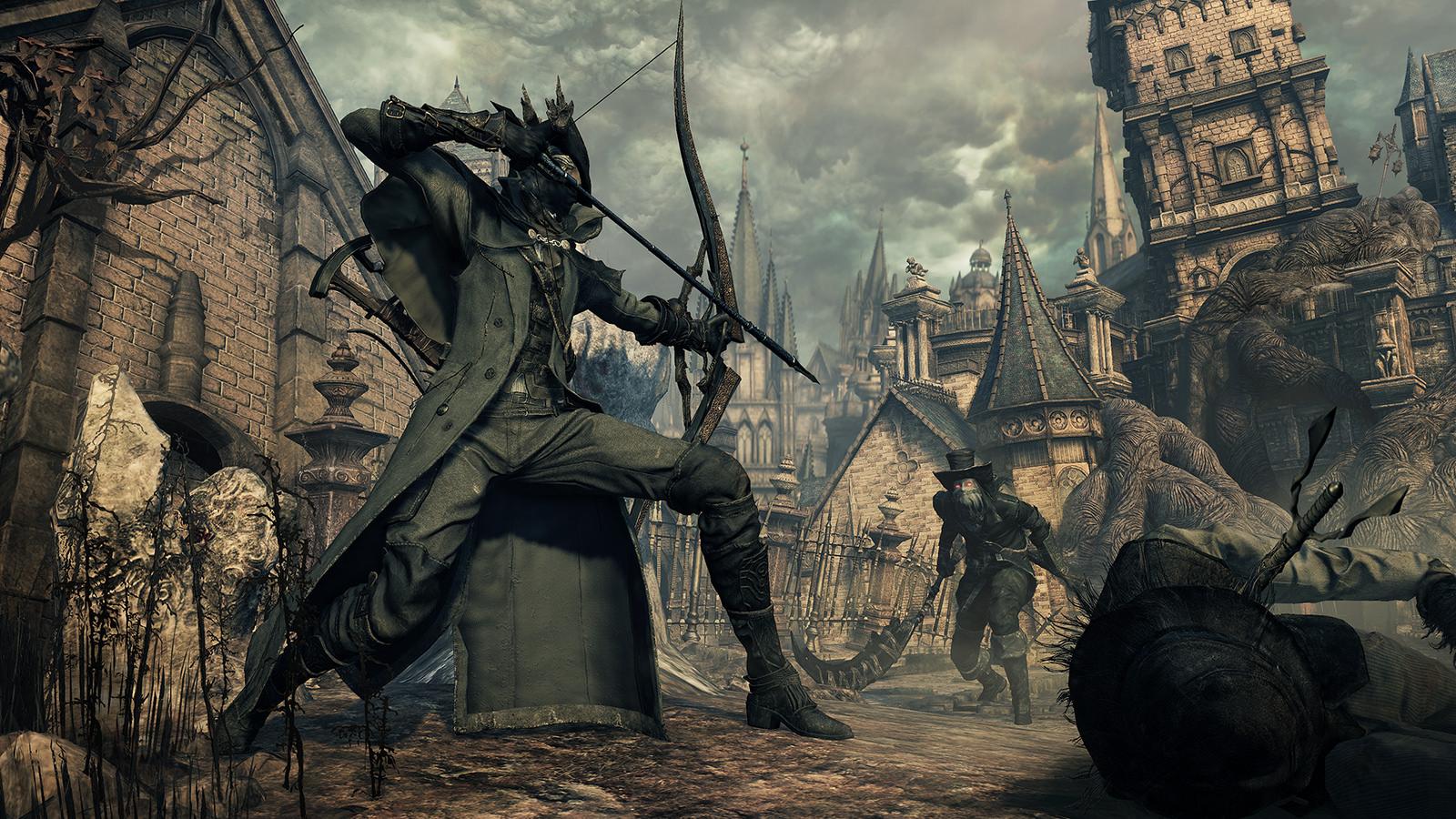 Tema o sangue antigo: DLC The Old Hunters chega a Bloodborne em novembro