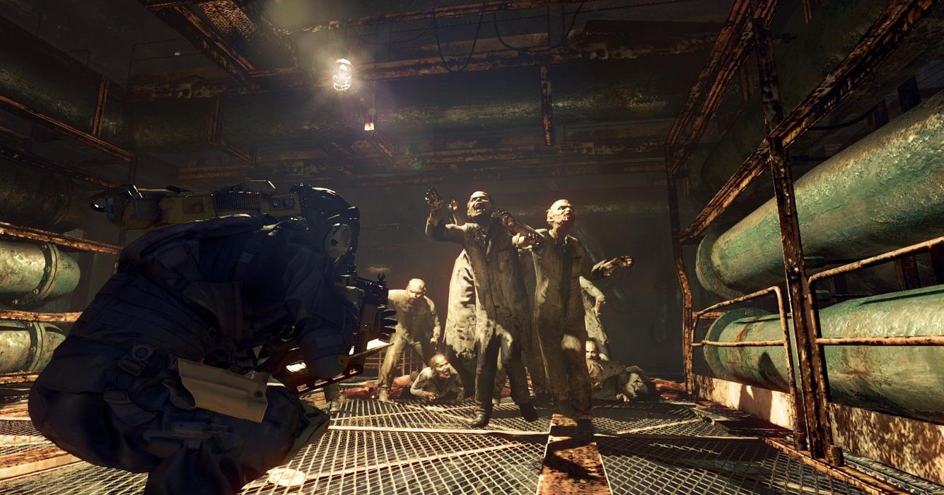 Capcom revela Resident Evil: Umbrella Corps, um multiplayer online de tiro
