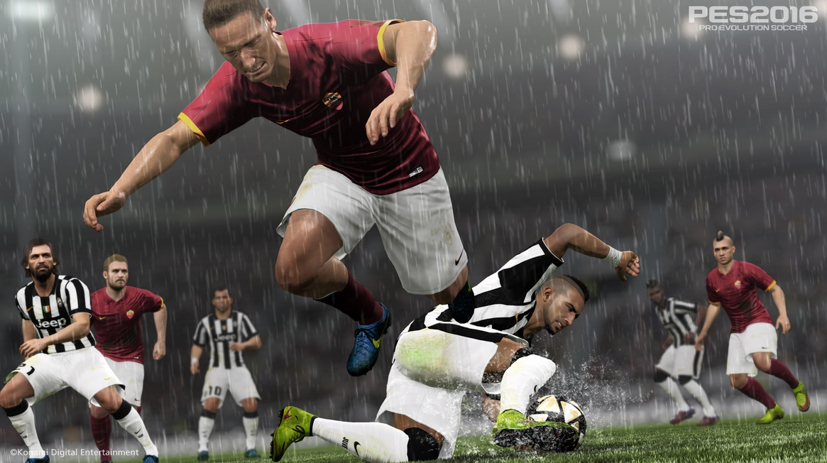 Pro Evolution Soccer 2016 - Imagem 1 do software