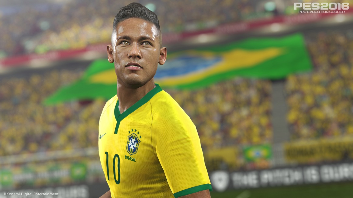Pro Evolution Soccer 2016 - Imagem 3 do software