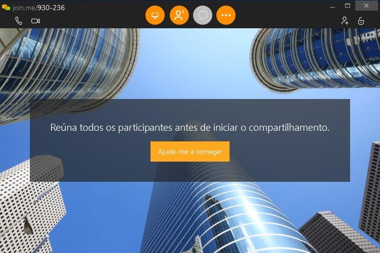 Join.Me - Imagem 1 do software