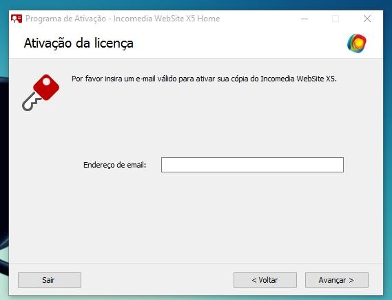 WebSite X5 Home 11 - Imagem 6 do software