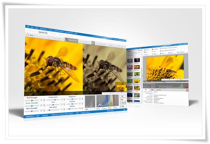 Ashampoo Photo Commander 12 Free - Imagem 1 do software