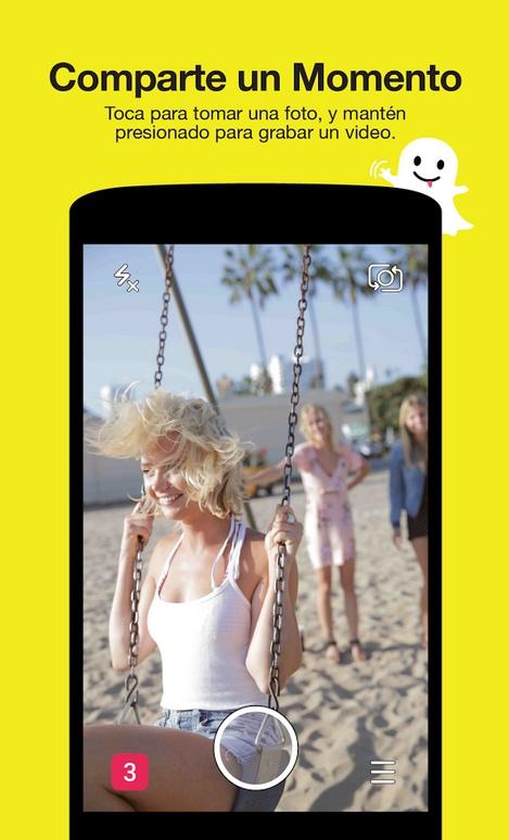 Snapchat - Imagem 1 do software