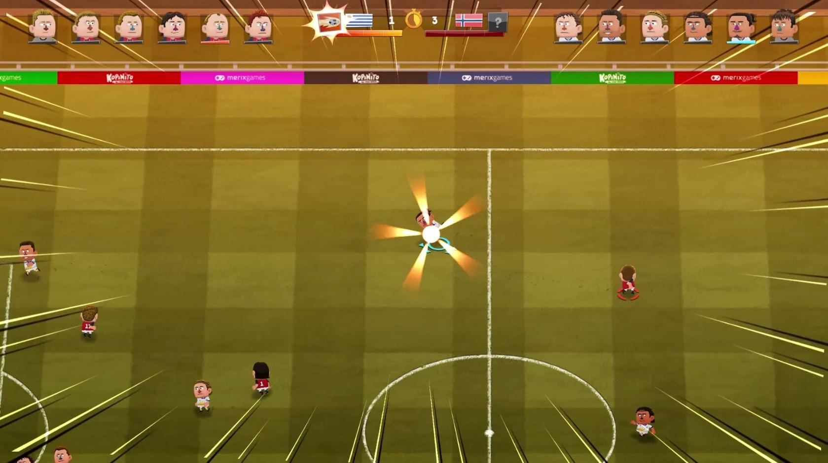 Kopanito All-Stars Soccer - Imagem 1 do software