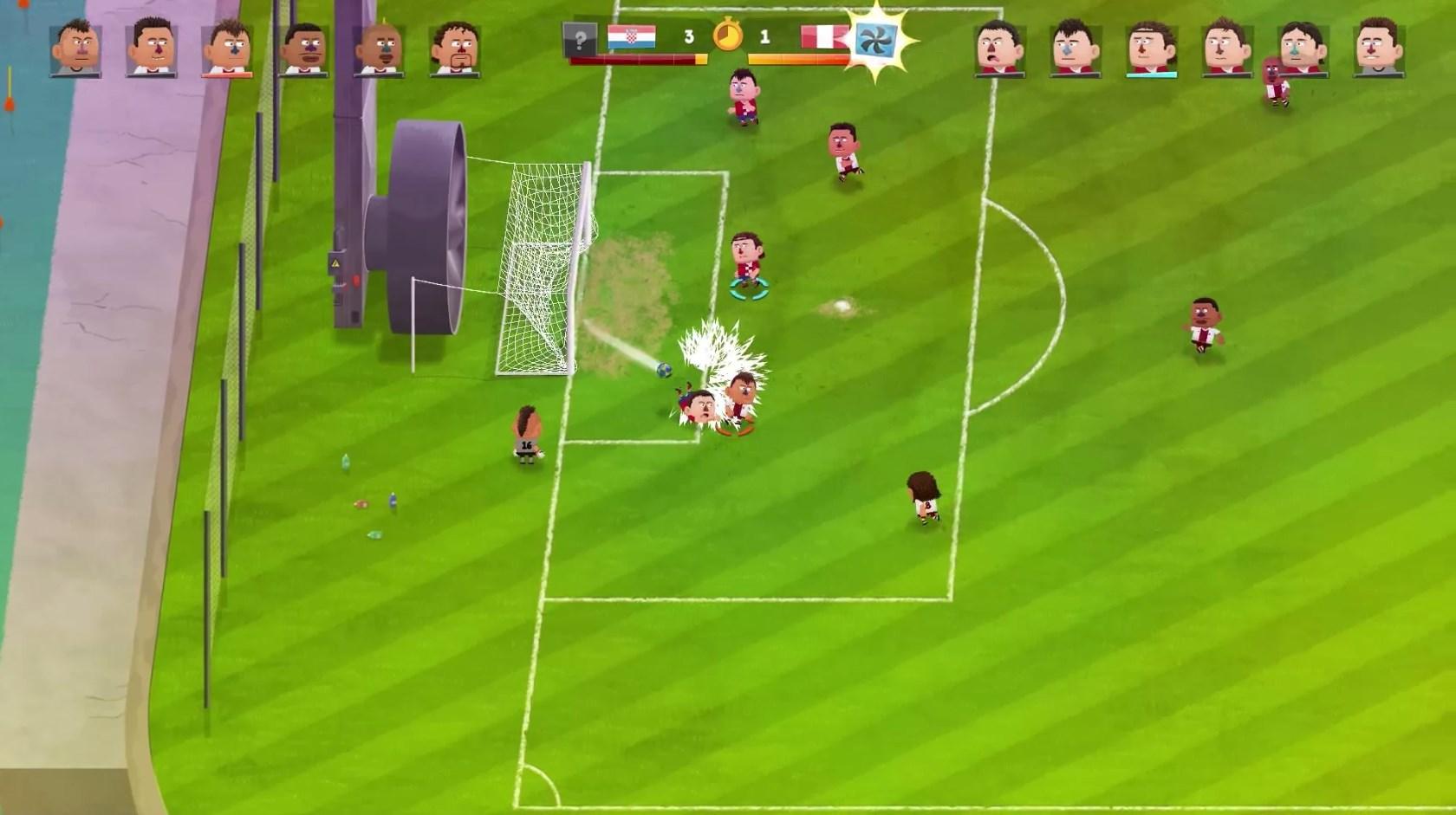 Kopanito All-Stars Soccer - Imagem 2 do software