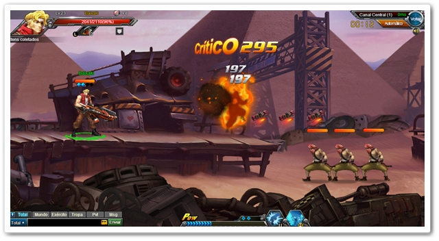 Metal War - Imagem 1 do software