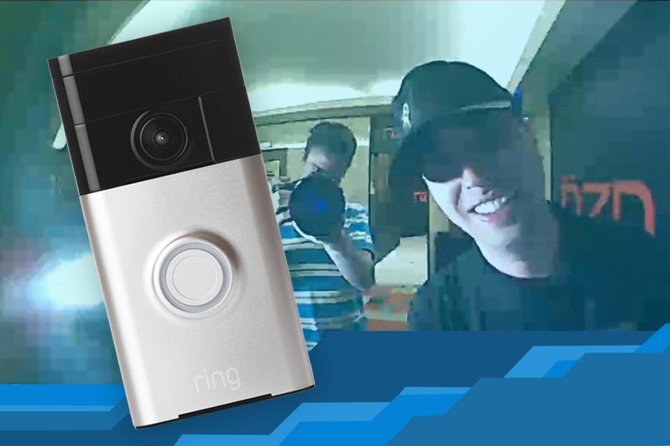 Ring, a campainha inteligente com vídeo que se conecta com o seu smartphone