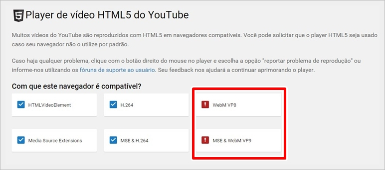 h264ify para Google Chrome - Imagem 2 do software