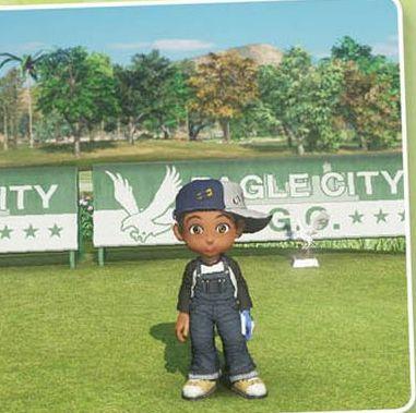 Partidas de golfe no PS4 com New Hot Shots Golf em 2016 [vídeo]
