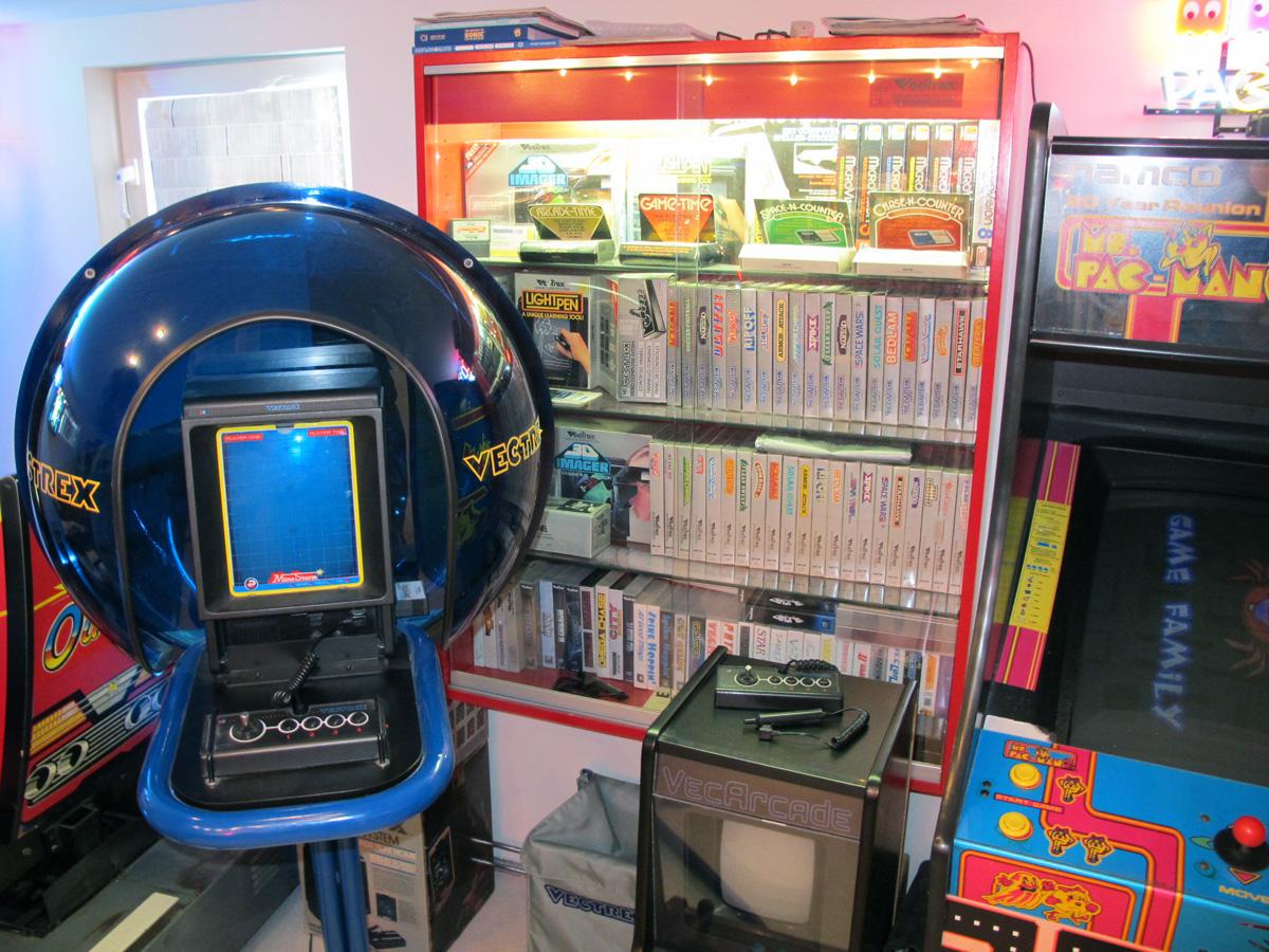 Brutal! As coleções de video games mais incríveis do mundo