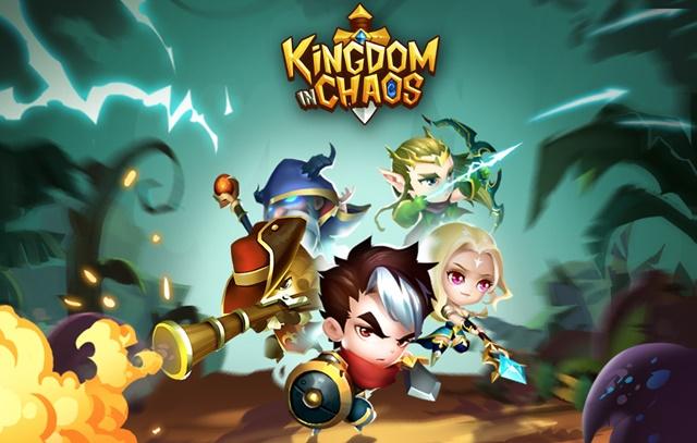 Kingdom in Chaos - Imagem 1 do software