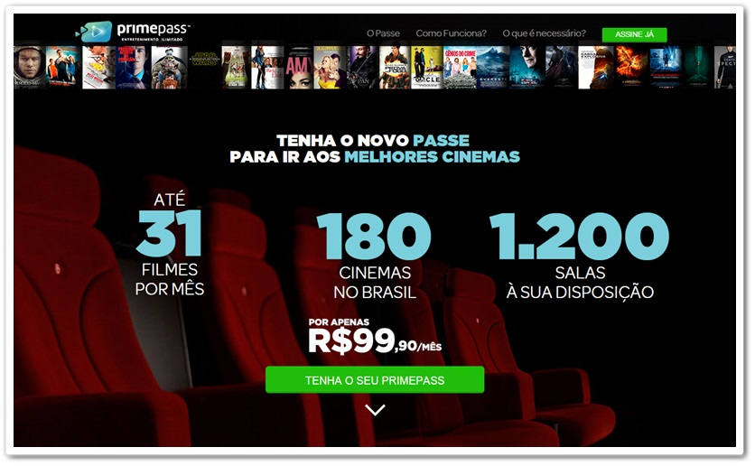 PrimePass - Imagem 1 do software