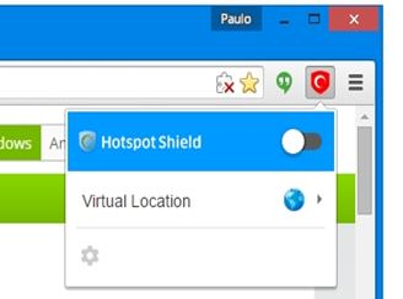 Hotspot Shield Free VPN Proxy – Unblock Sites para Chrome