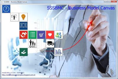 SSSBMC - Business Model Canvas - Imagem 1 do software