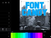 Imagem 1 do Font Candy - Typography Photo Editor