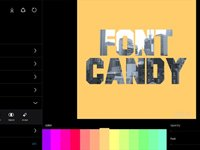 Imagem 3 do Font Candy - Typography Photo Editor