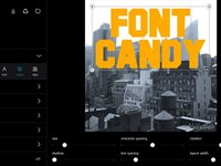 Imagem 4 do Font Candy - Typography Photo Editor