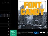 Imagem 5 do Font Candy - Typography Photo Editor