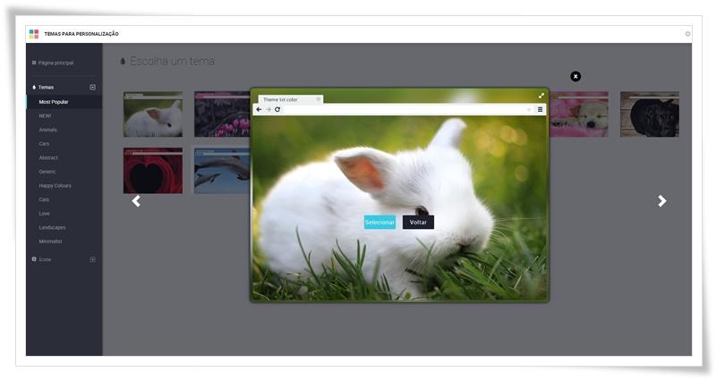 1stBrowser - Imagem 1 do software