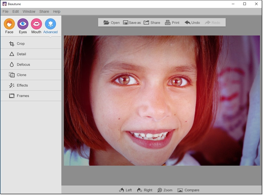 Beautune - Imagem 3 do software