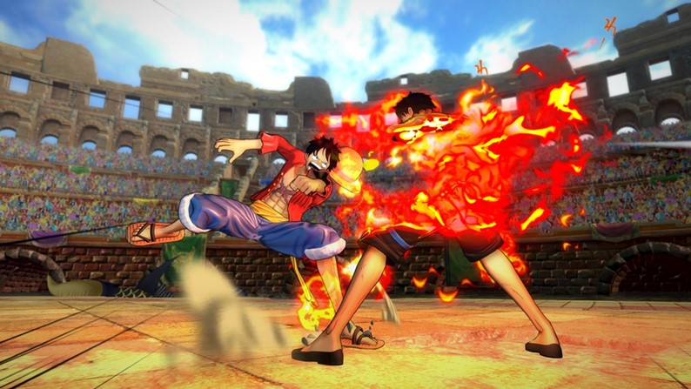 One Piece: Burning Blood marca estreia de Luffy e cia. em lutas no Xbox One