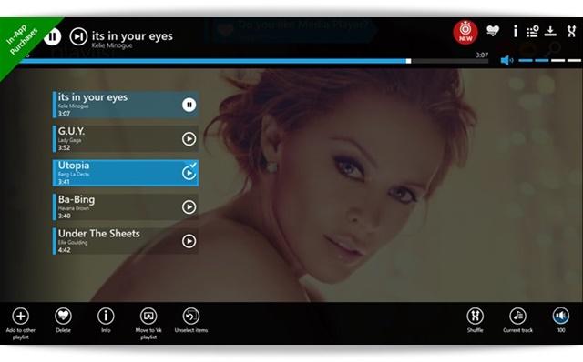 Media Player - Imagem 1 do software