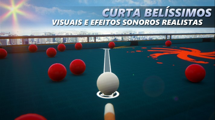 Sky Cue Club: Pool & Snooker - Imagem 1 do software