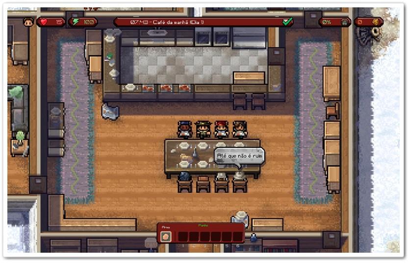 The Escapists: The Walking Dead - Imagem 2 do software