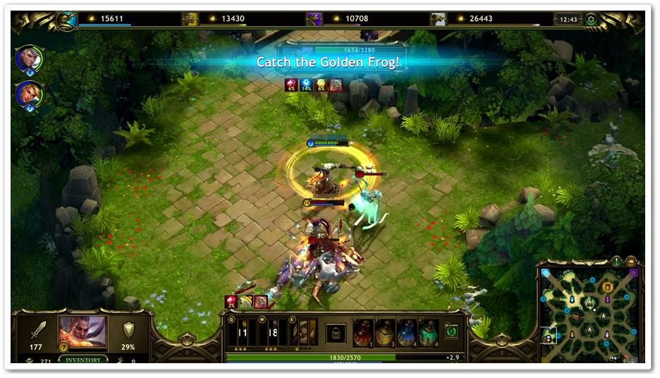 Golden Rush - Imagem 1 do software