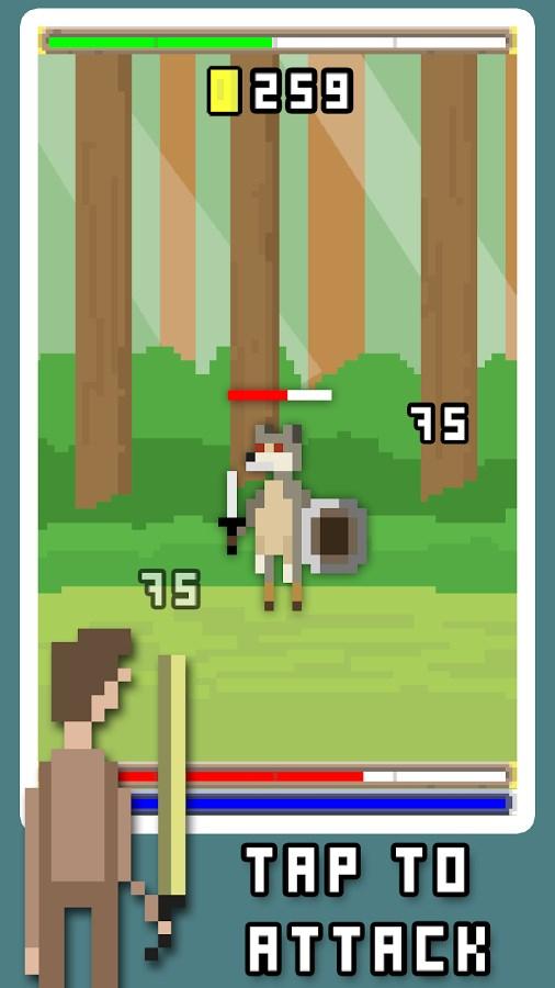 RPG Clicker - Imagem 1 do software