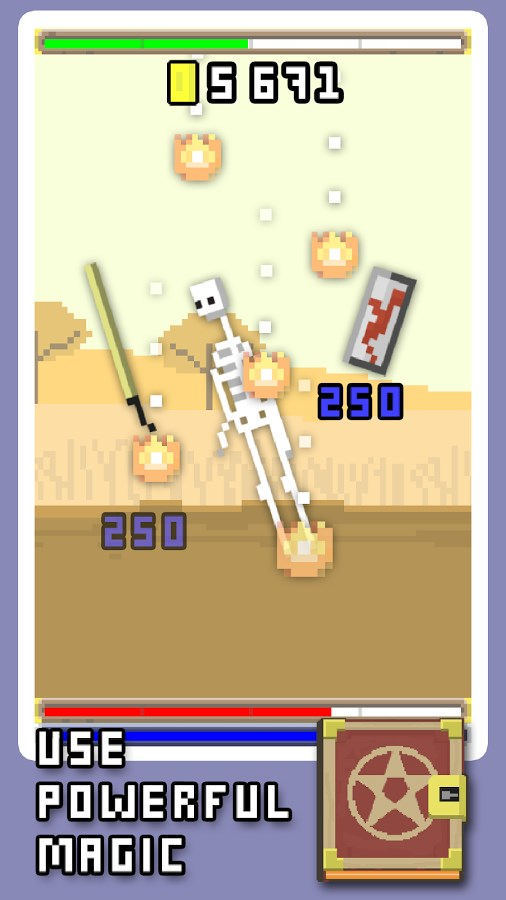 RPG Clicker - Imagem 2 do software