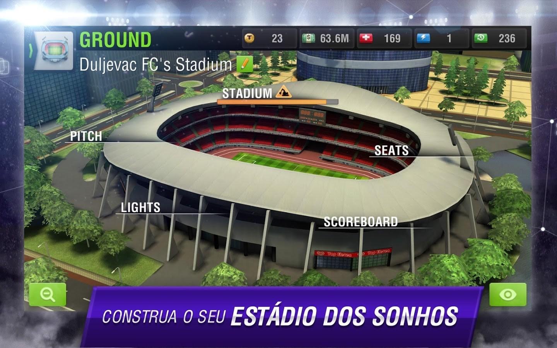 Top Eleven Manager de Futebol - Imagem 2 do software