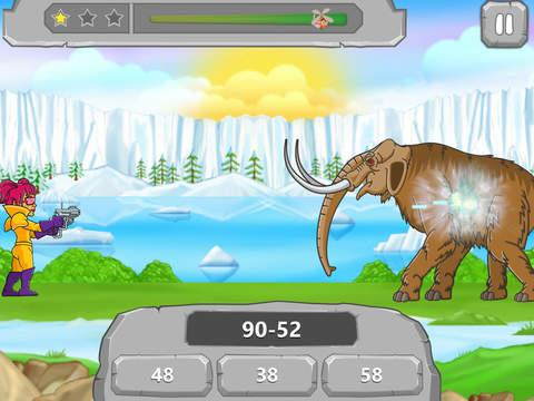 Math Vs Dinosaurs - Imagem 1 do software