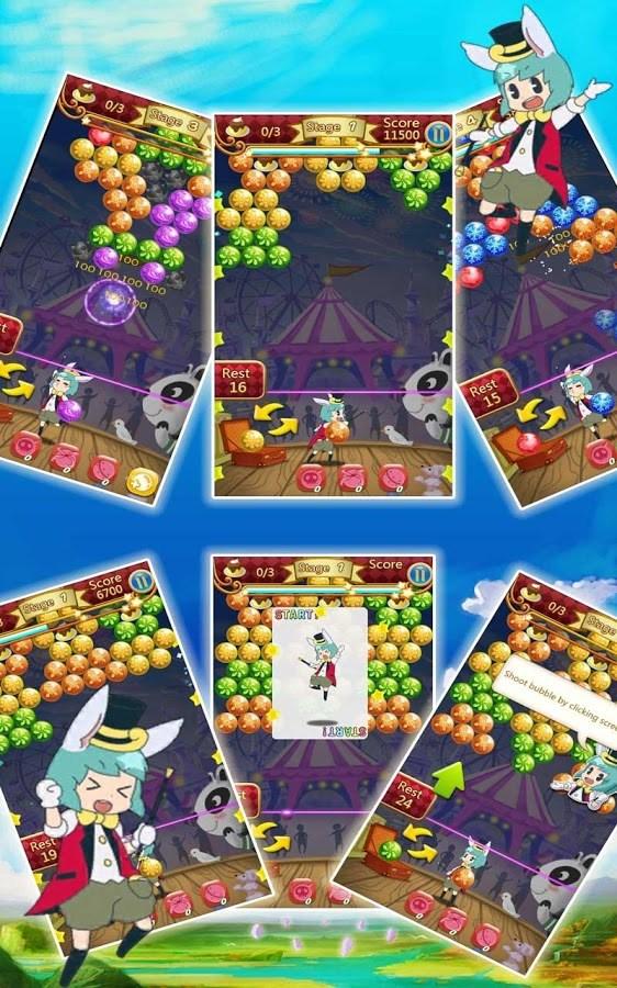 Bubble Pudding - Imagem 2 do software