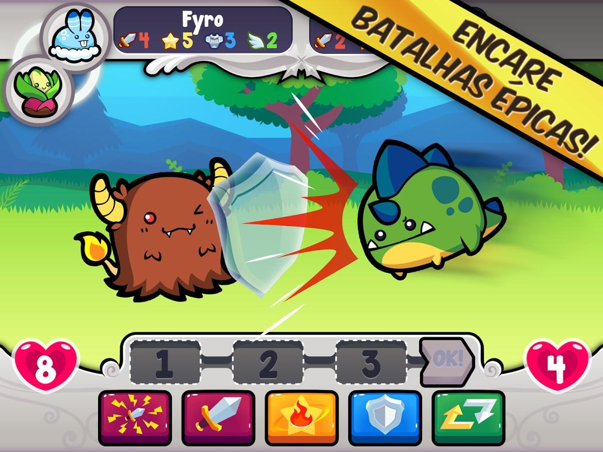 Pico Pets - O Mundo dos Monstros - Imagem 1 do software
