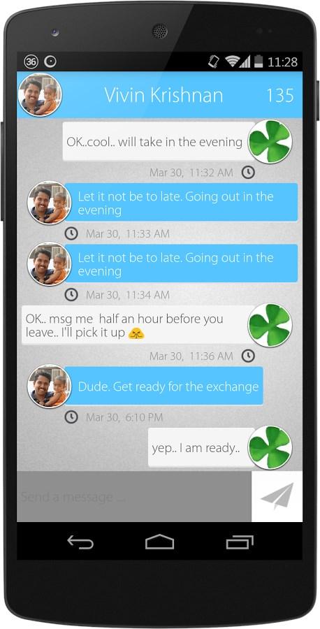 SMS MSG - Imagem 2 do software