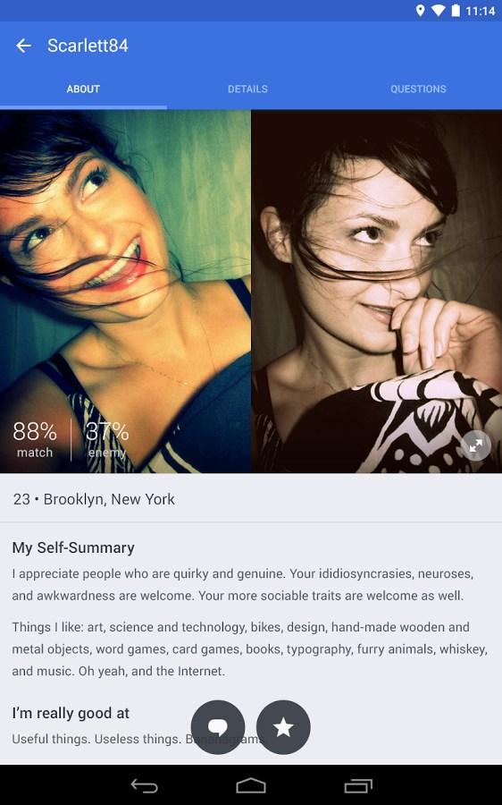 OkCupid Dating - Imagem 2 do software