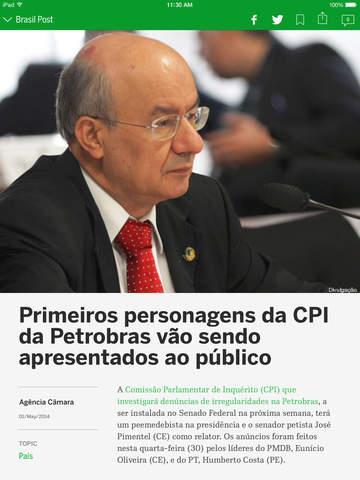 Brasil Post - Imagem 2 do software